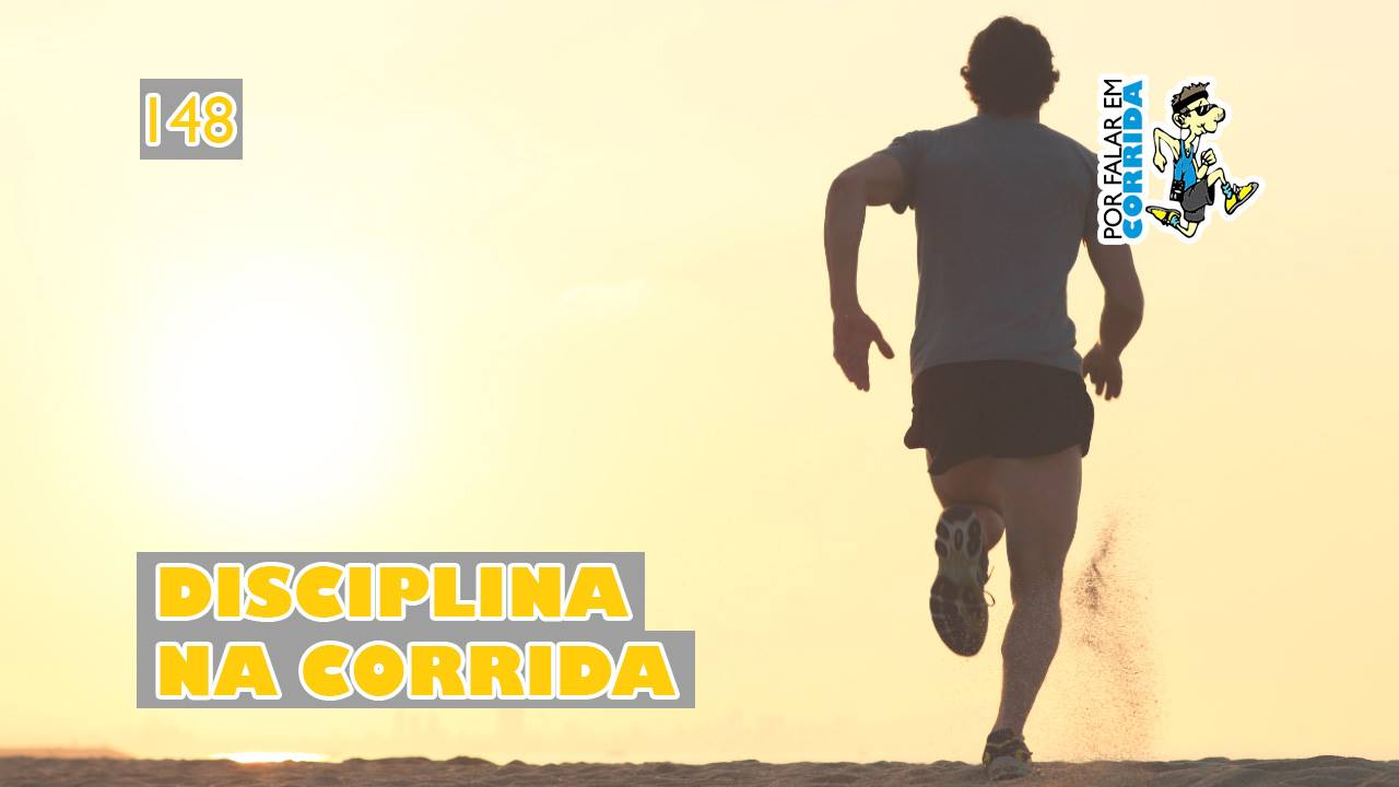 disciplina na corrida