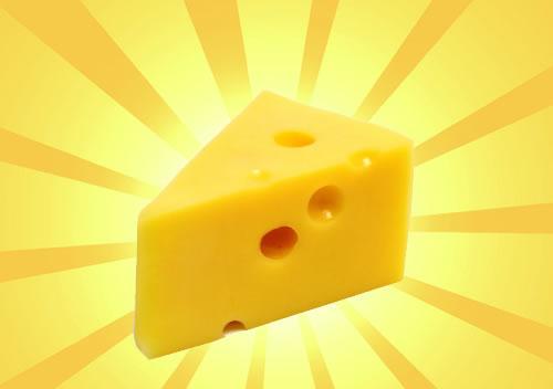 A culpa é do queijo