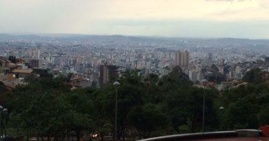 O domingo em Belo Horizonte e o retorno