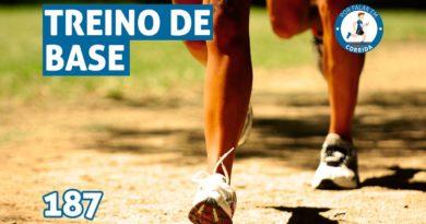 treino de base para corrida