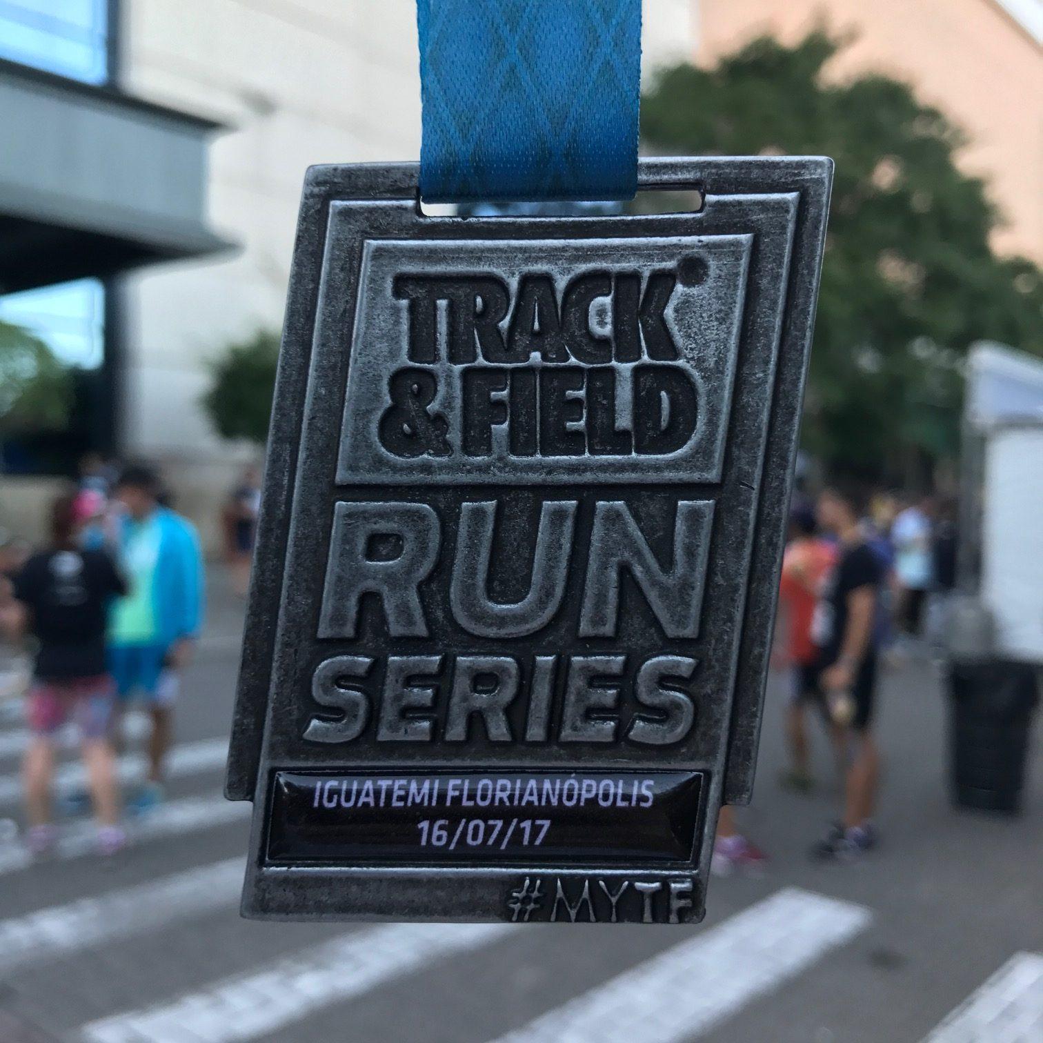 Track&Field Run Series Iguatemi Florianópolis – 16/07/2017