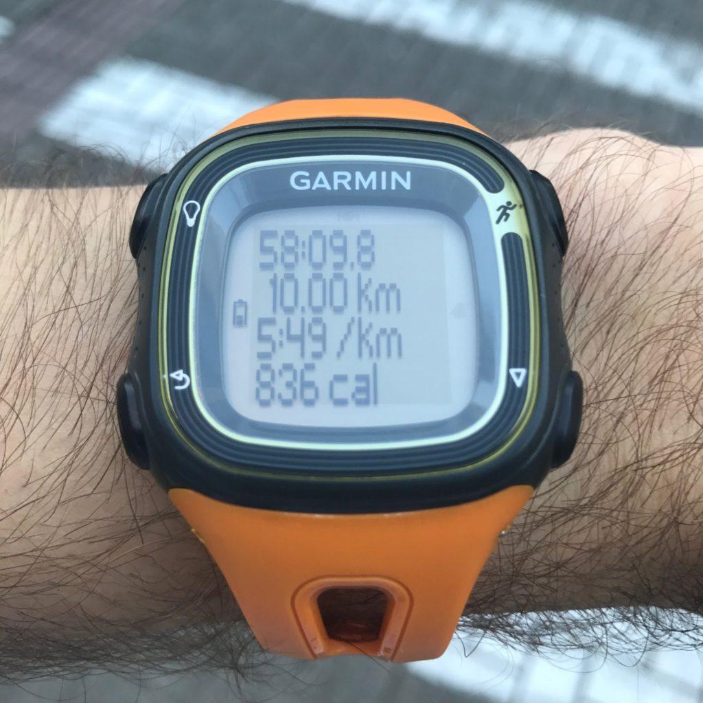 track&field run series