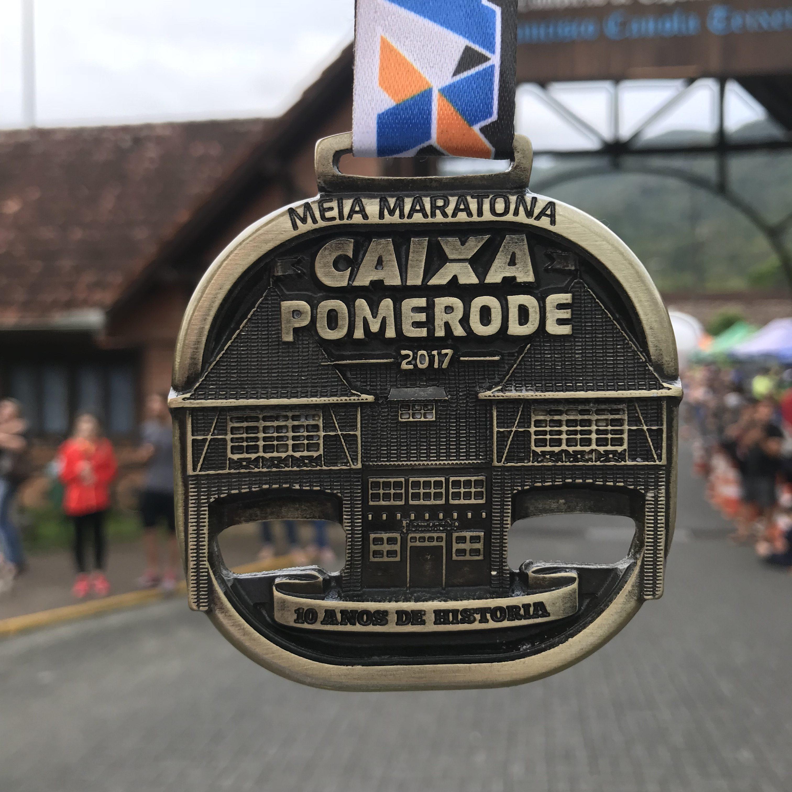 Meia Maratona de Pomerode – 29/10/2017