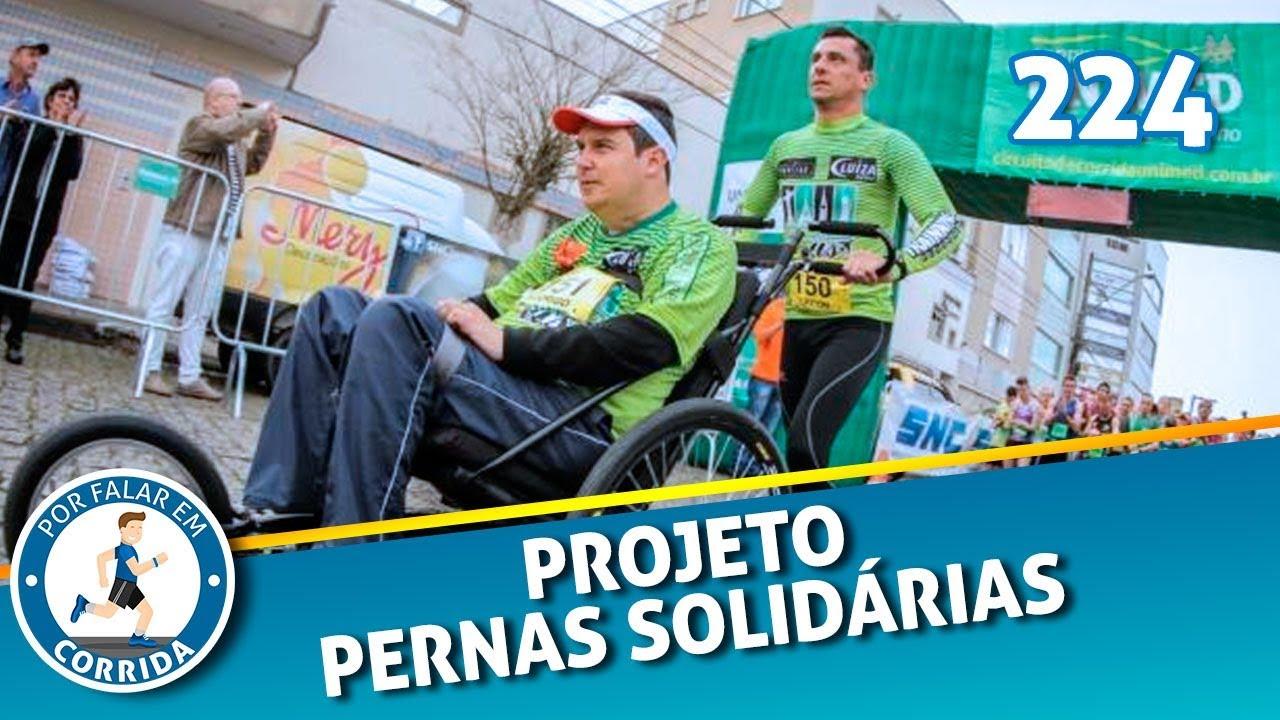 projeto pernas solidarias