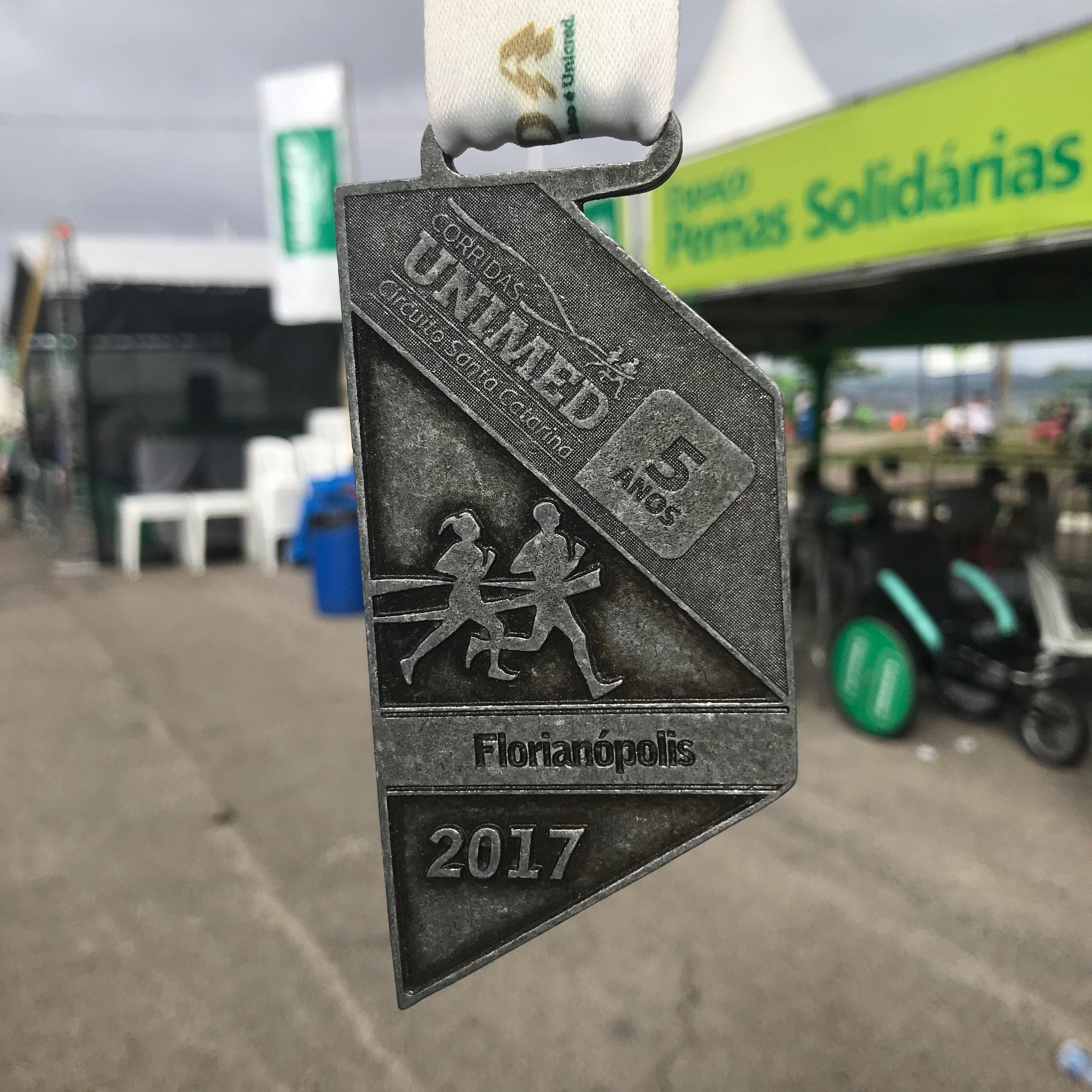 Circuito de Corridas Unimed SC – Etapa Florianópolis – 03/12/2017